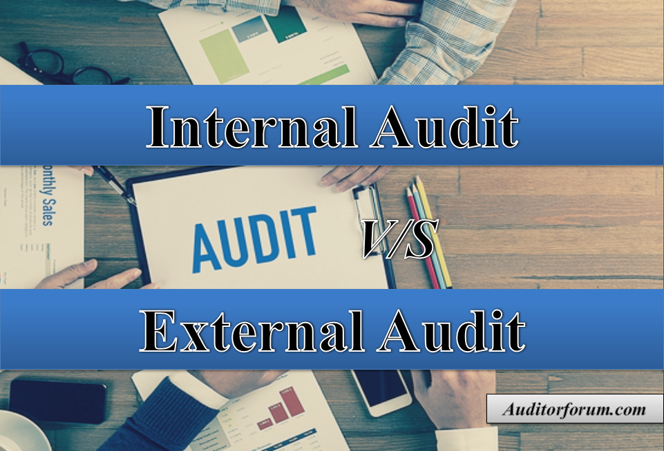 Internal vs External audit