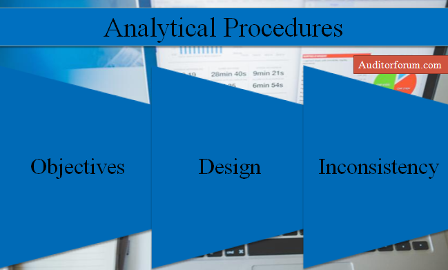 analytical procedures objectives and process