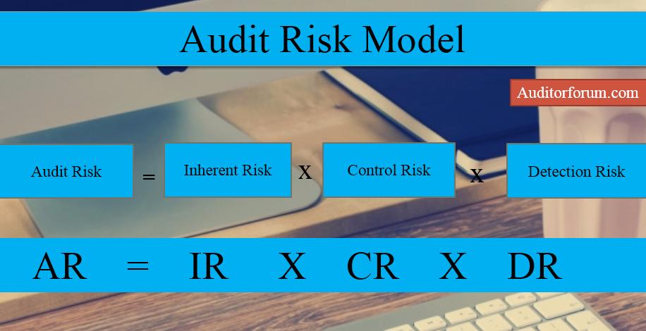 Audit risk model and formula